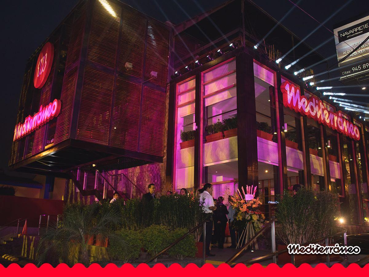 mediterraneo la molina 1 - Mediterráneo evalúa abrir dos nuevos restaurantes este año en Perú