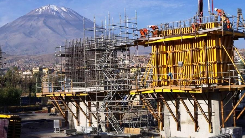 mega proyectos peru - Perú: Inversión privada volvió a repuntar en el primer trimestre del 2018