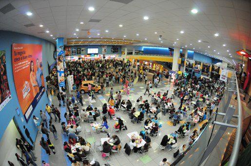 megacenter6 1 - El avance del sector retail boliviano
