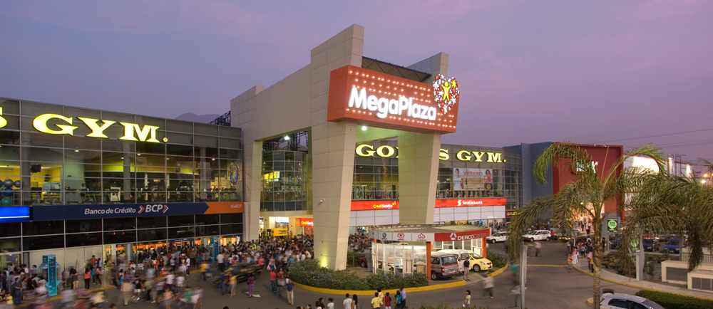 megaplaza 11 - MegaPlaza prevé tener listo el primer mall de Huaraz