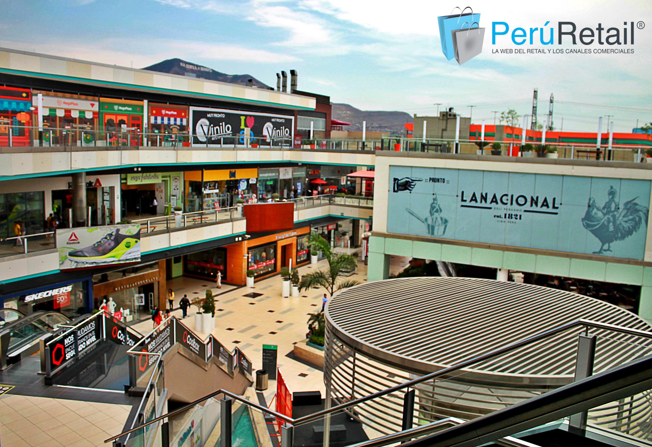 megaplaza 87 peru retail - Perú: Parque Arauco busca diversificar sus operaciones, tras compra de MegaPlaza