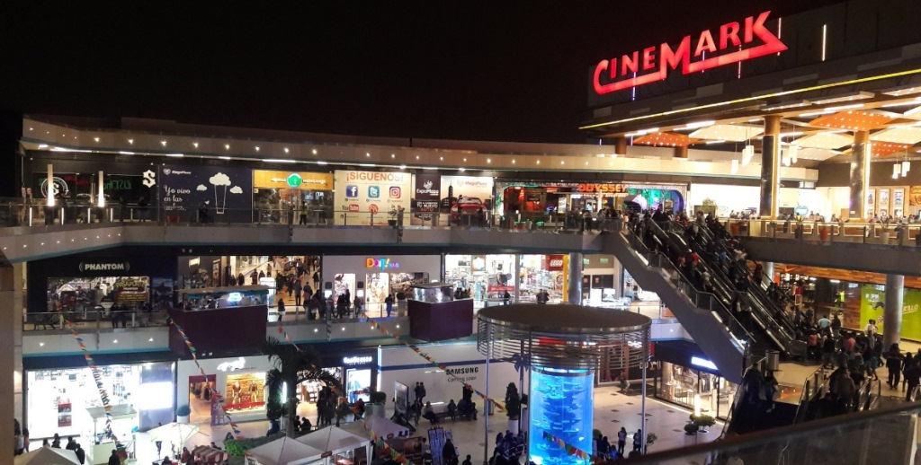 megaplaza cinemark