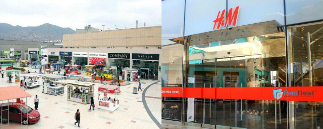 H m ingresar a al centro comercial megaplaza el 2016 - H m plaza norte ...