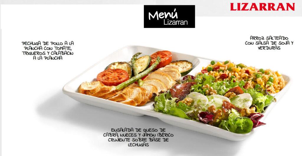 menu seleccion