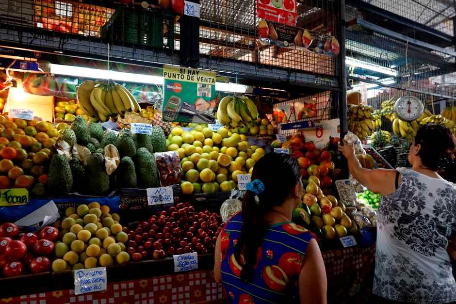 mercado 777 - ¿Se puede vivir con el salario mínimo en Perú?