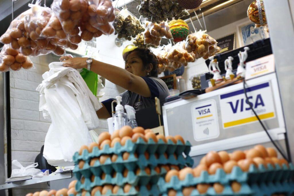 mercado 8 Perú Retail 1024x682 - No solo es Tottus, conoce las tiendas que ofrecen bolsas biodegradables