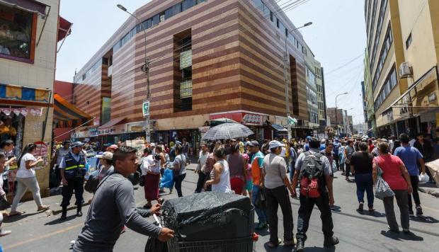 mercado central lima - Perú: Jorge Muñoz planea convertir el Mercado Central en un centro comercial