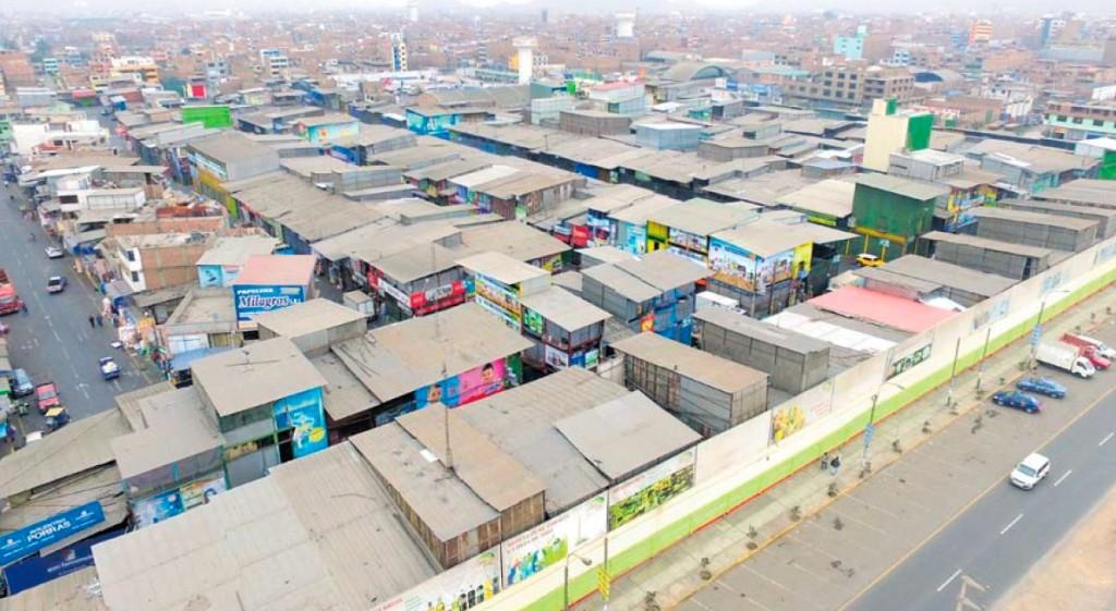 mercado de productores de santa anita - el comercio
