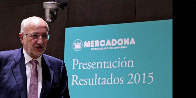 mercadona resultados 2015