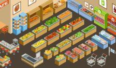 gestión de espacios en tienda