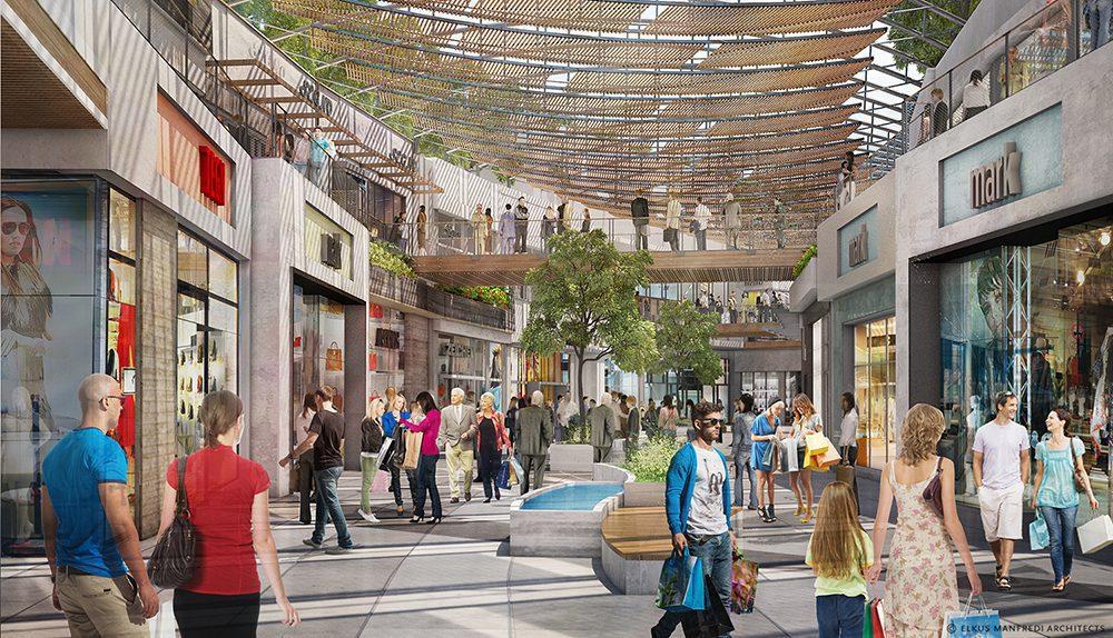 merida interior cortepag - México tendrá 5 mega centros comerciales en el 2018