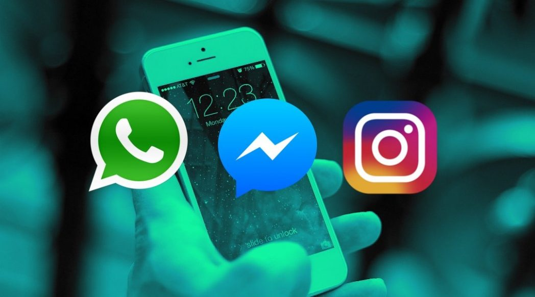 messenger whatsapp instagram - Zuckerberg planea fusionar Facebook, Whatsapp e Instagram
