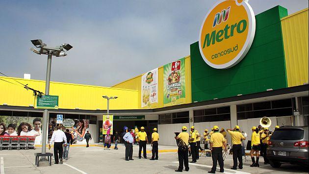 metro cencosud peru - Metro se mantiene como la marca más recordada en Lima
