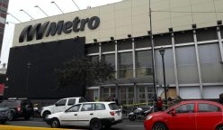 metro emancipación cuzco 248x144 - Delincuentes roban supermercado Metro del Centro de Lima