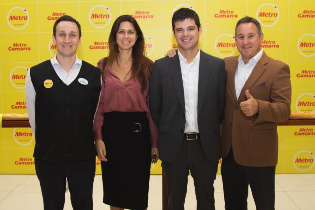 metro peru 1 640x427 - Lima: Metro invierte S/ 9 millones en el corazón de Gamarra