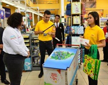 metro reciclaje - Estos son los supermercados que empezaron a cobrar por el uso de bolsas de plástico