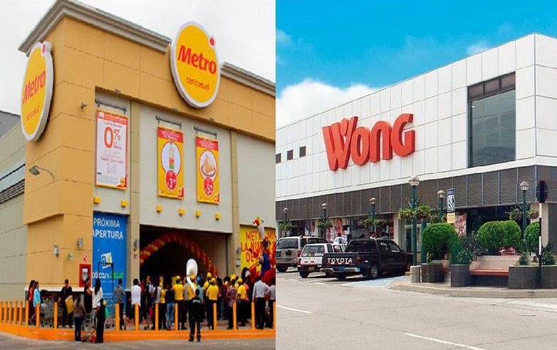 metro y wong 1 - Perú: Este es el supermercado que dejará de entregar bolsas plásticas