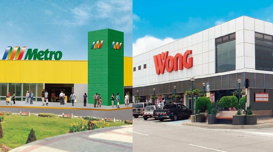 metro y wong - Supermercados Peruanos continúa superando en participación de mercado a Cencosud y Falabella