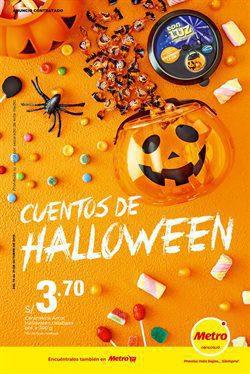 metro - Perú: Supermercados presentan ofertas por Halloween