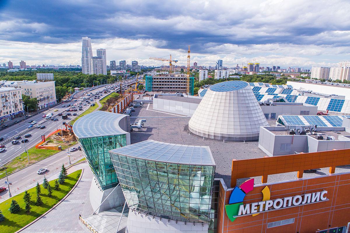 metropolis 3 - Rusia: Sepa en qué centros comerciales hacer sus compras durante el mundial