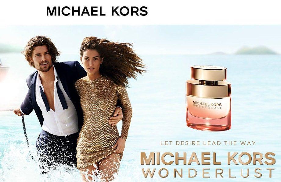 michael kors fragancia - Michael Kors refuerza su línea de fragancias en Perú