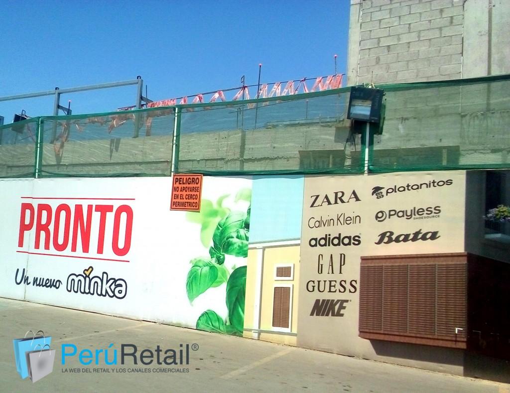 minka 2017 1 peru retail 1024x789 - Minka realiza importantes cambios en su ciudad comercial del Callao