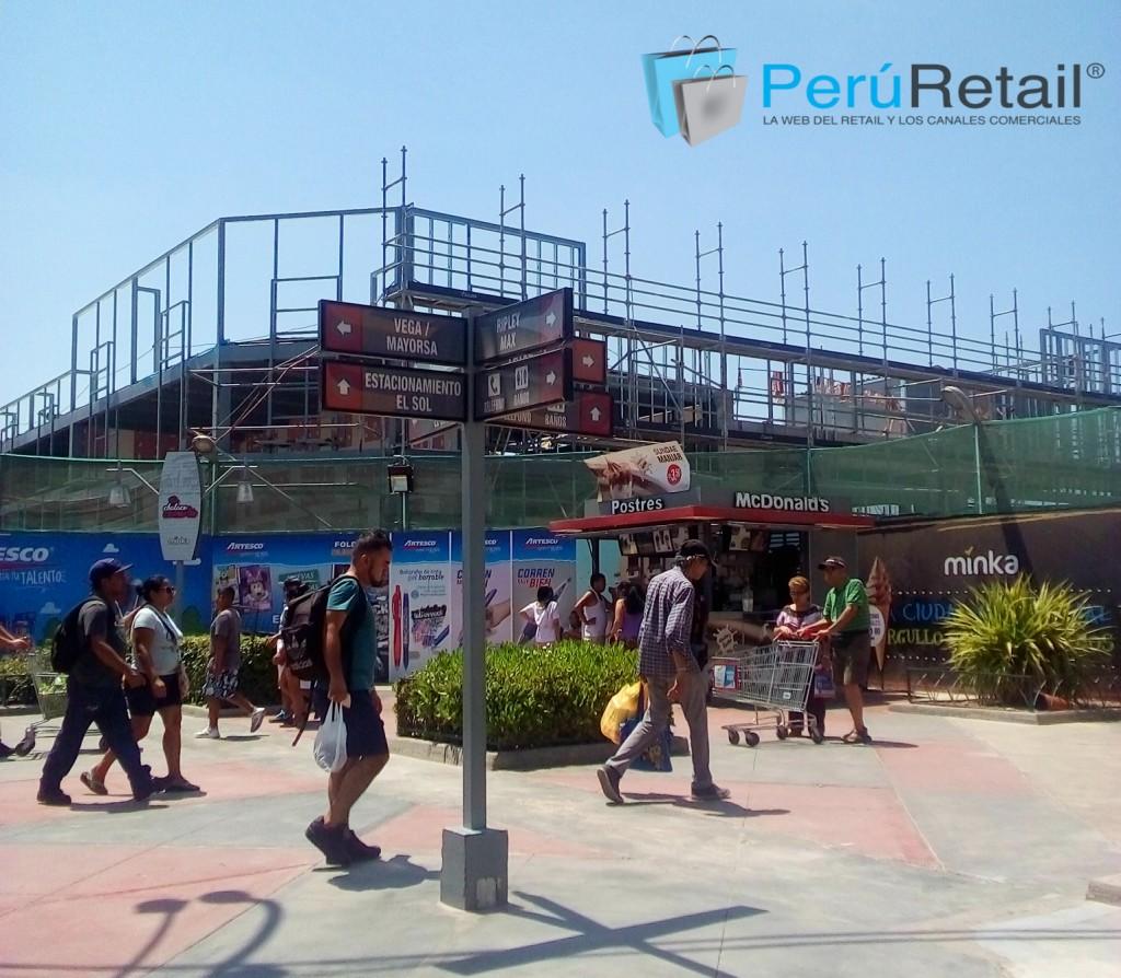 minka 2017 11 peru retail 1024x894 - Minka realiza importantes cambios en su ciudad comercial del Callao