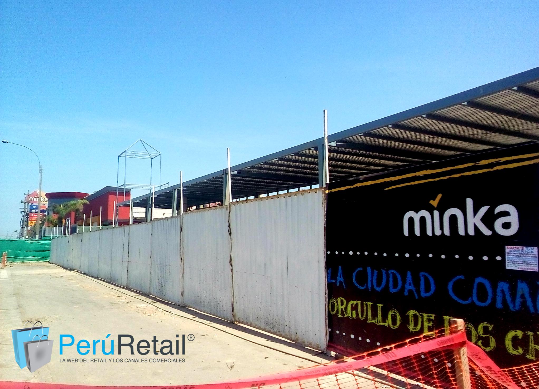 minka 2017 7 peru retail - Minka realiza importantes cambios en su ciudad comercial del Callao