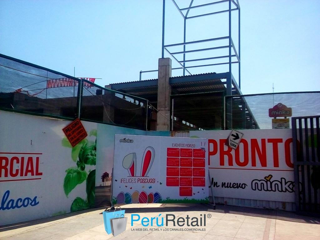 minka 2017 8 peru retail 1024x768 - Minka realiza importantes cambios en su ciudad comercial del Callao