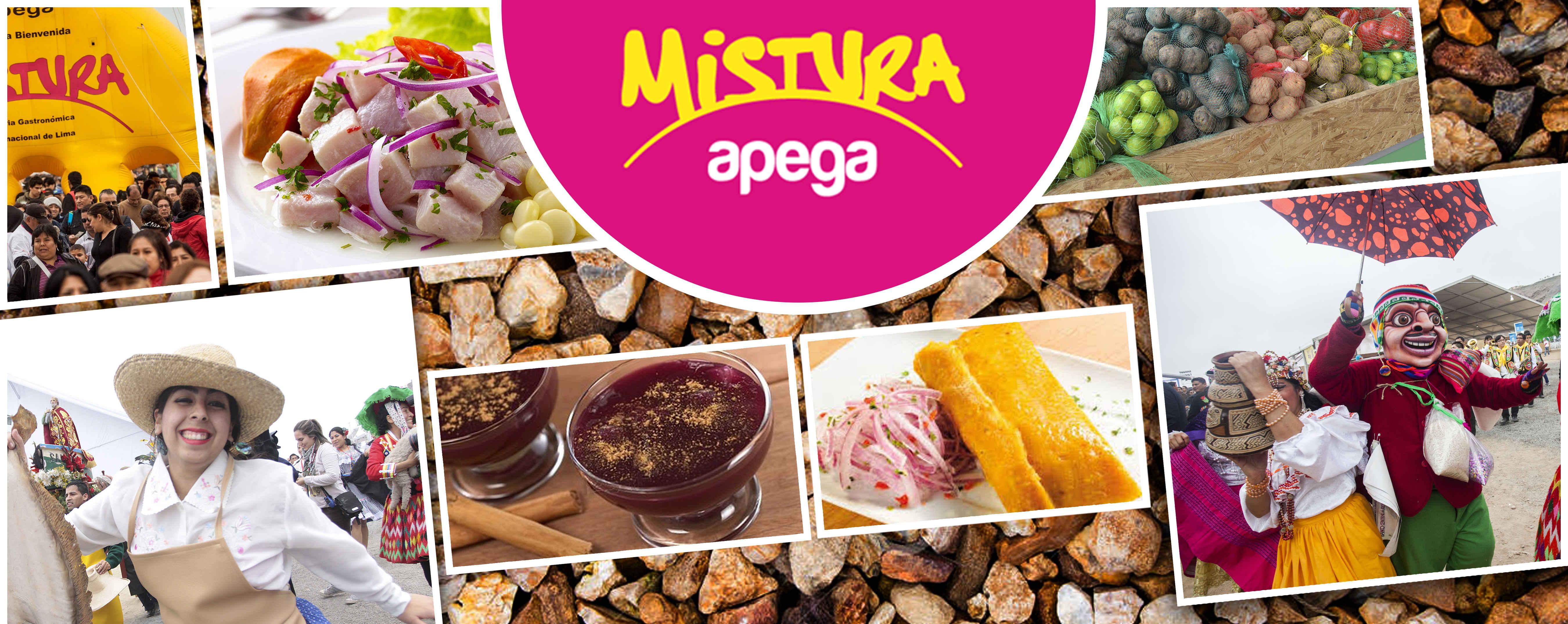 mistura peru - Mistura será la primera franquicia Marca Perú