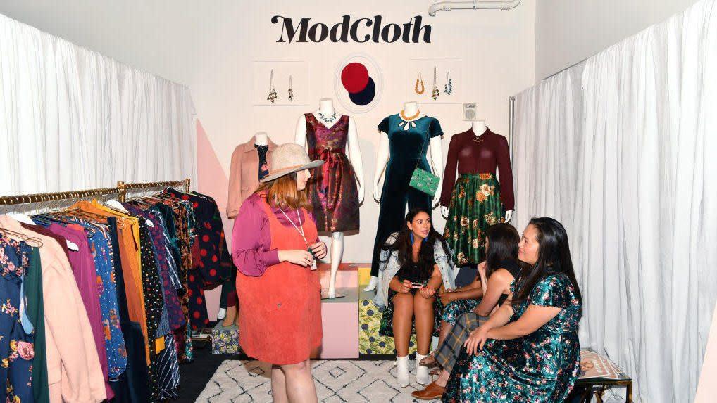 modcloth - Walmart vende retailer de moda online ModCloth, solo dos años después de comprarlo