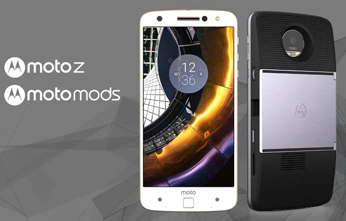"moto z play - Motorola presentó su ""Moto Z Play"" disponible ya en Entel"