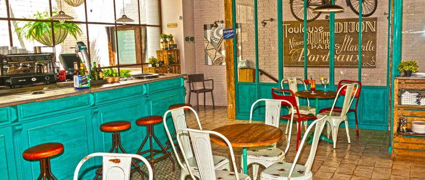 Muebles vintage lo nuevo en decoraci n de espacios - Decoracion de bar ...