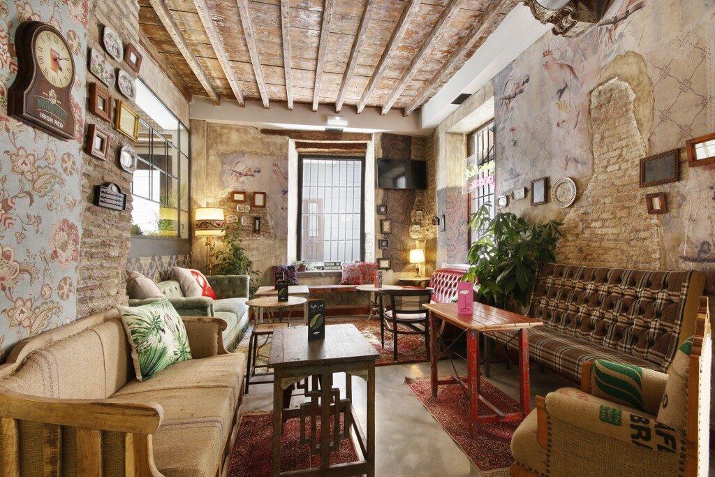 Muebles vintage, lo nuevo en decoración de espacios comerciales