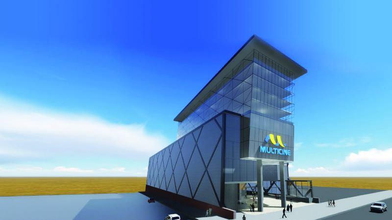 multicine bolivia 1 - Bolivia: Multicine inaugurará su complejo más grande en la ciudad de El Alto