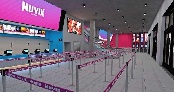 muvix cinemás - Conoce la nueva cadena de cines que iniciará operaciones en Perú