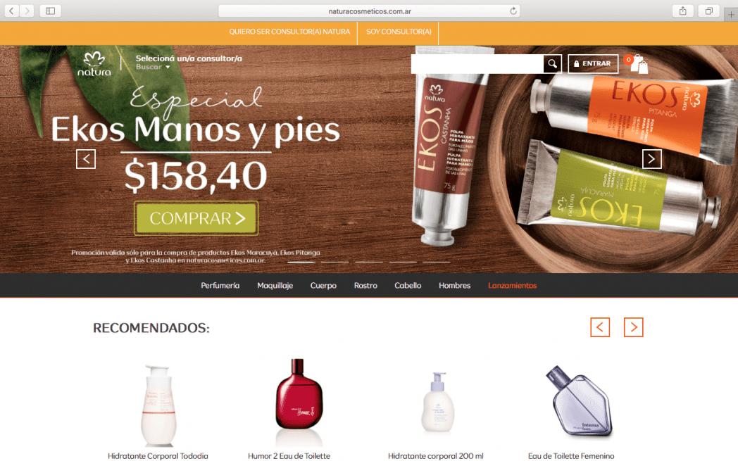natura ecommerce - Perú: Natura lanzará su canal ecommerce en el primer semestre de 2019