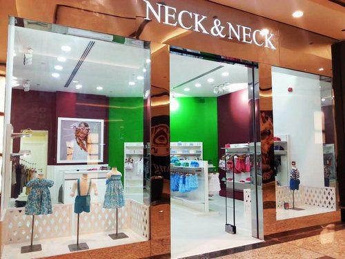 neck neck tienda - Neck & Neck ingresará a Uruguay para luego aterrizar en Perú