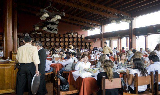 negocio de restaurantes - INEI: Ya son 27 meses de continuo crecimiento de negocios de restaurantes