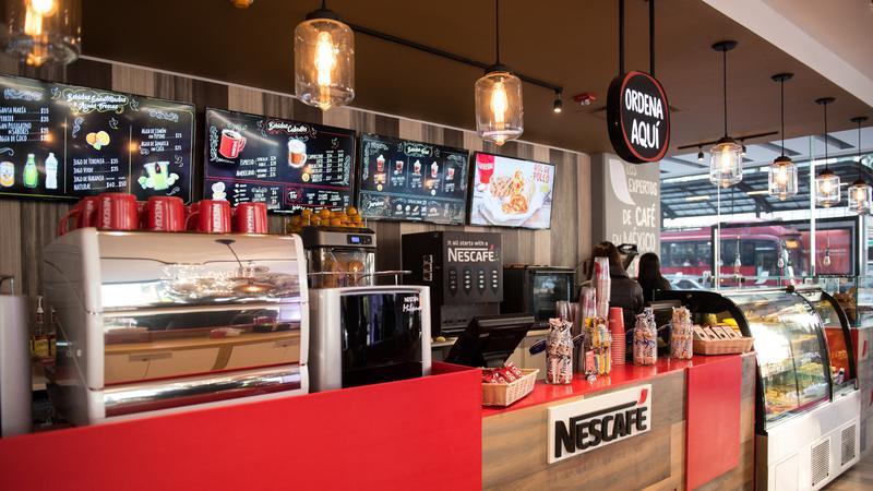 Pondrá Nescafé 150 cafeterías en México