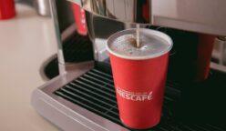 nescafe vaso 248x144 - Nestlé innova con vaso de café 100% de papel reciclable y biodegradable