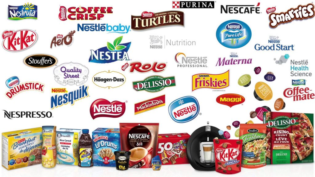 nestle productos 1024x576 - Nestlé despedirá a 500 empleados para potenciar su negocio en España