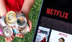 netflix con pago de latas 248x144 - Ahora podrás pagar Netflix con latas recicladas