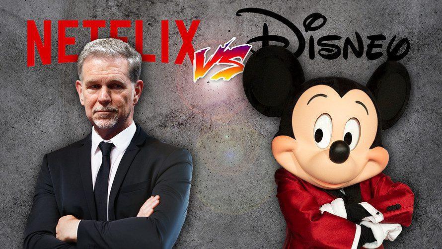 netflix disney - Disney consigue 10 millones de usuarios en el primer día y deja atrás a Netflix