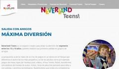 neverland 240x140 - Neverland podría abrir centros de entretenimiento en Perú