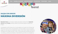 neverland 248x144 - Neverland podría abrir centros de entretenimiento en Perú