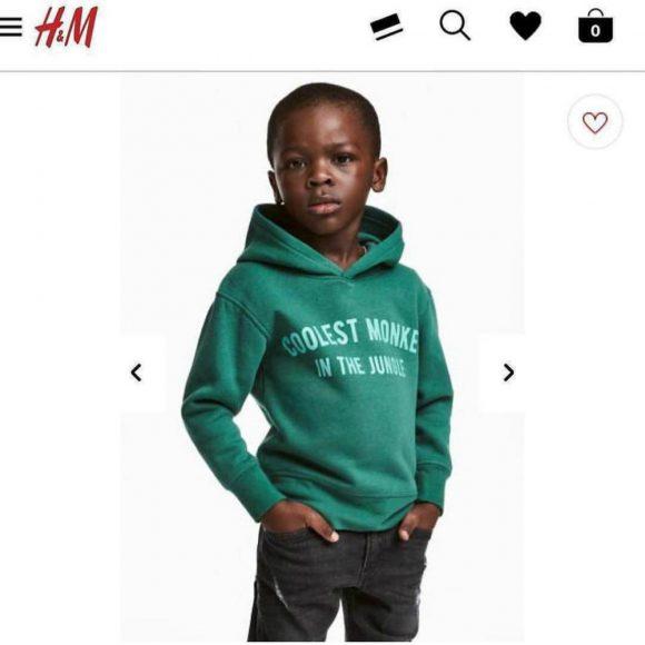 niño - H&M retira publicidad tras ser acusada de racista