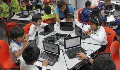 niños laptops 248x144 - Campaña Back to School movió S/ 180 millones en venta de equipos de cómputo en Perú
