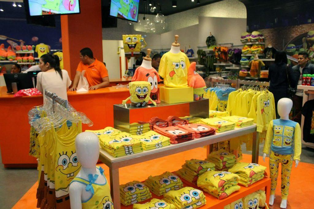 nickelodeon tienda 2 1024x683 - Tiendas Nickelodeon alistan su salida definitiva de Chile