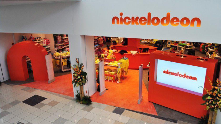 nickelodeon tienda - Tiendas Nickelodeon alistan su salida definitiva de Chile
